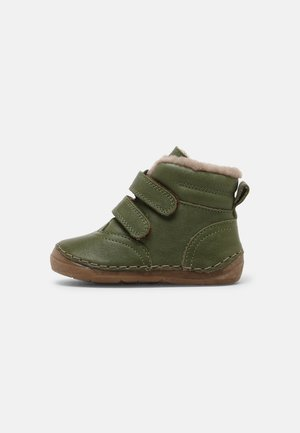 PAIX WINTER UNISEX - Winter boots - olive
