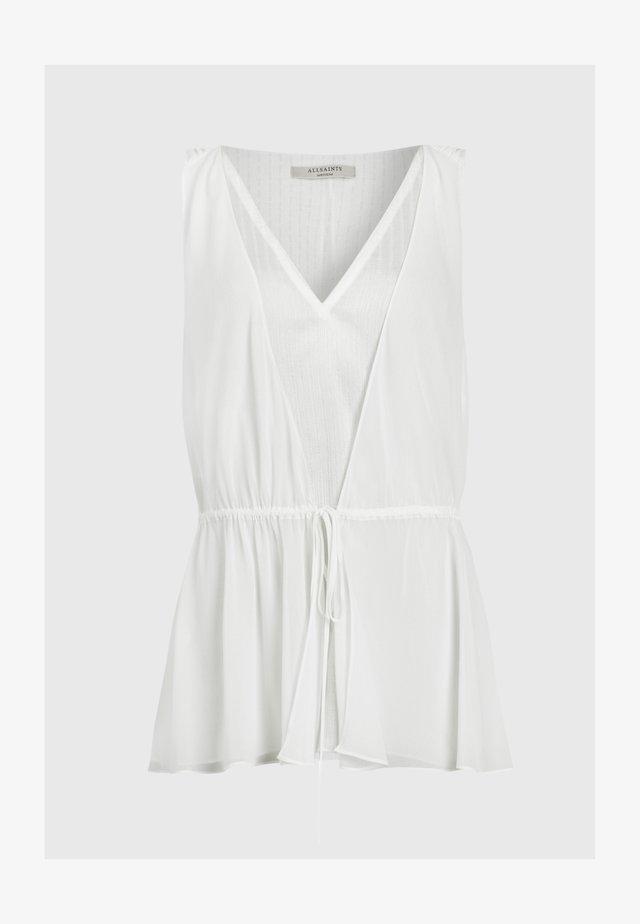 CELESTE - Blouse - white
