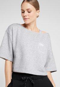Puma - Sweater - light grey heather - 4