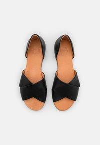 Apple of Eden - CHIUSI - Sandals - black - 5
