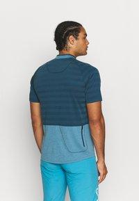 Vaude - TAMARO - Print T-shirt - blue gray - 2