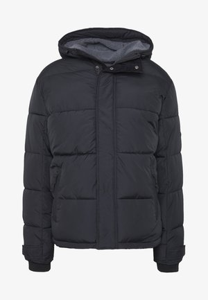 ELEVATED PUFFER - Winterjas - black