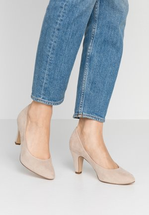 COURT SHOE - Pumps - dune