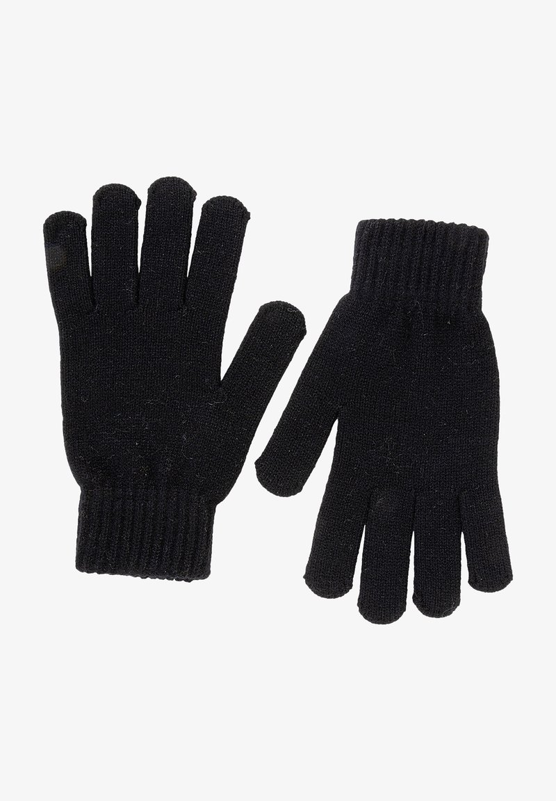 Six - Gloves - black