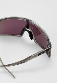 Oakley - SUTRO UNISEX - Sportbrille - grey ink/jade - 5