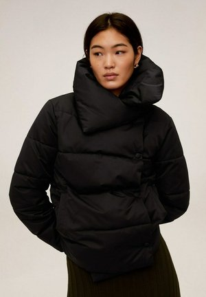 JOHN-I - Winter jacket - schwarz