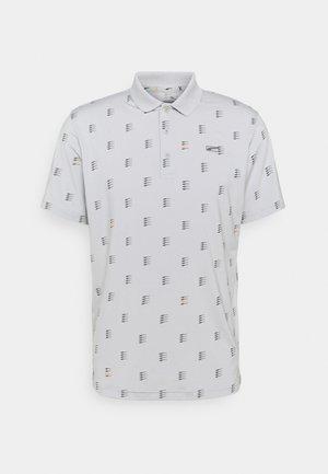 MATTR MOVING DAY  - Polo shirt - light grey