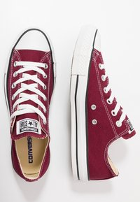 Converse - CHUCK TAYLOR ALL STAR - Baskets basses - bordeaux - 1