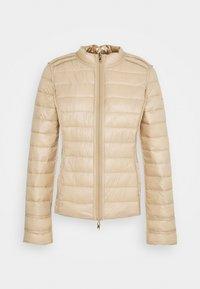 Patrizia Pepe - PIUMINO JACKET - Winter jacket - gold/mastic - 2
