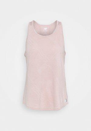 SPEED FUEL TANK - Funkční triko - pink
