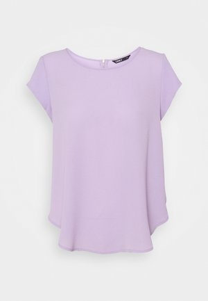 ONLVIC SOLID  TOP - Blouse - lavender