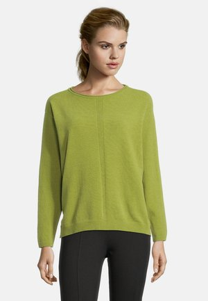 Jumper - turtle green