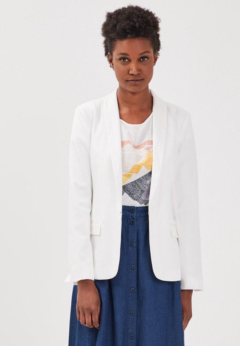 BONOBO Jeans - Blazer - ecru