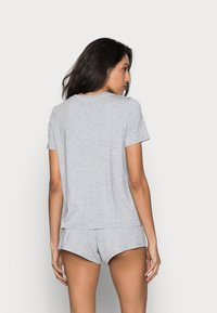 Anna Field - Basic short set - Pyjamas - light grey - 2