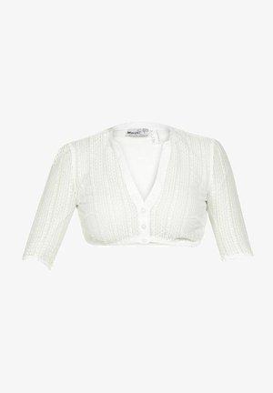 EMMA-LINDA - Button-down blouse - creme