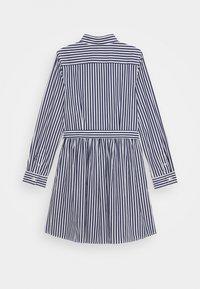 Polo Ralph Lauren - BENGAL DRESSES - Shirt dress - navy - 1