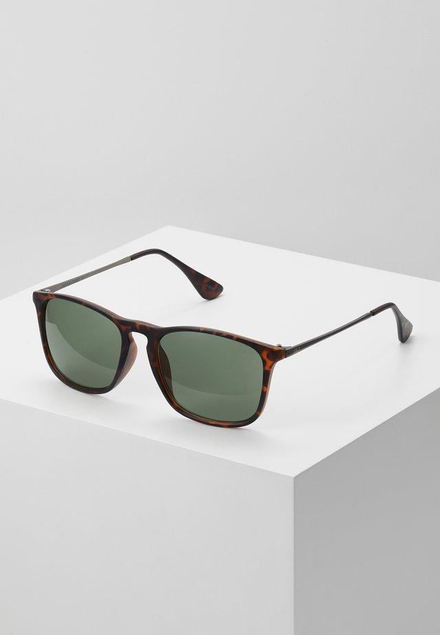 JACMAVERICK SUNGLASSES - Sunglasses - bistre
