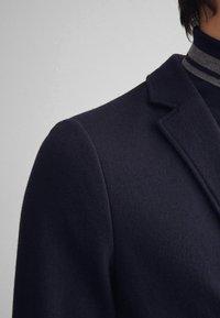 Falconeri - BLAZER AUS KASCHMIRJERSEY - Blazer jacket - blue navy - 4