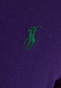 Polo Ralph Lauren - SLIM FIT - Polo - branford purple - 5