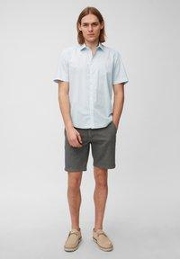 Marc O'Polo - GENUINE - Shirt - multi/palace pearl - 1