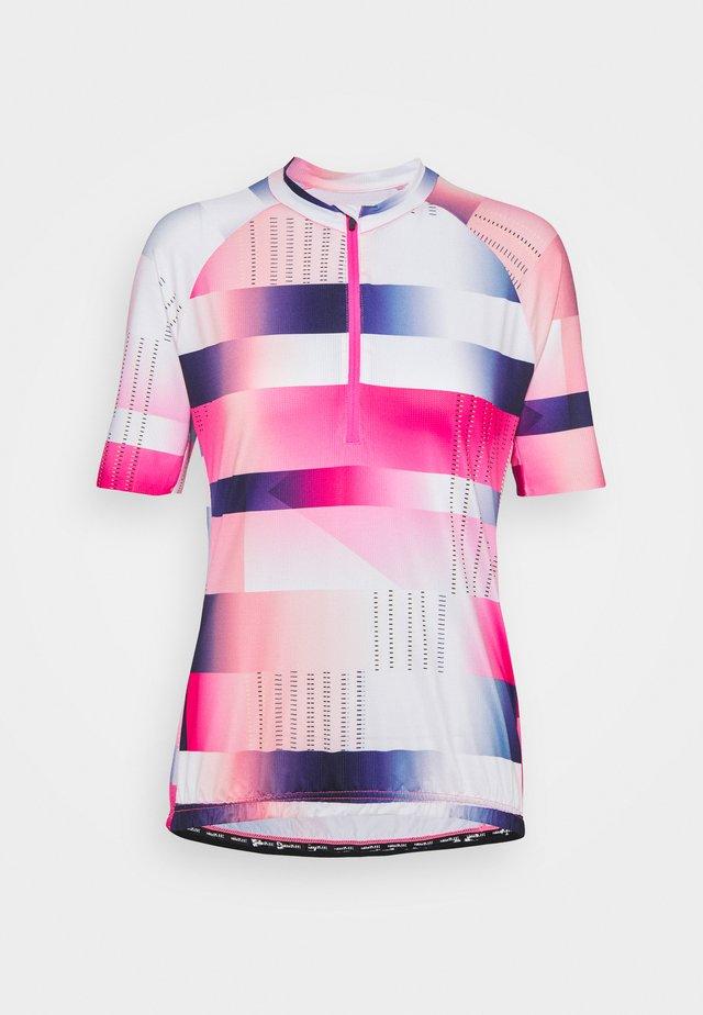 ROVIK - T-shirt imprimé - light pink