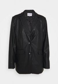 MATIAMU BY SOFIA - Short coat - black