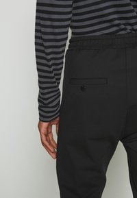 DRYKORN - JEGER - Trousers - black - 3
