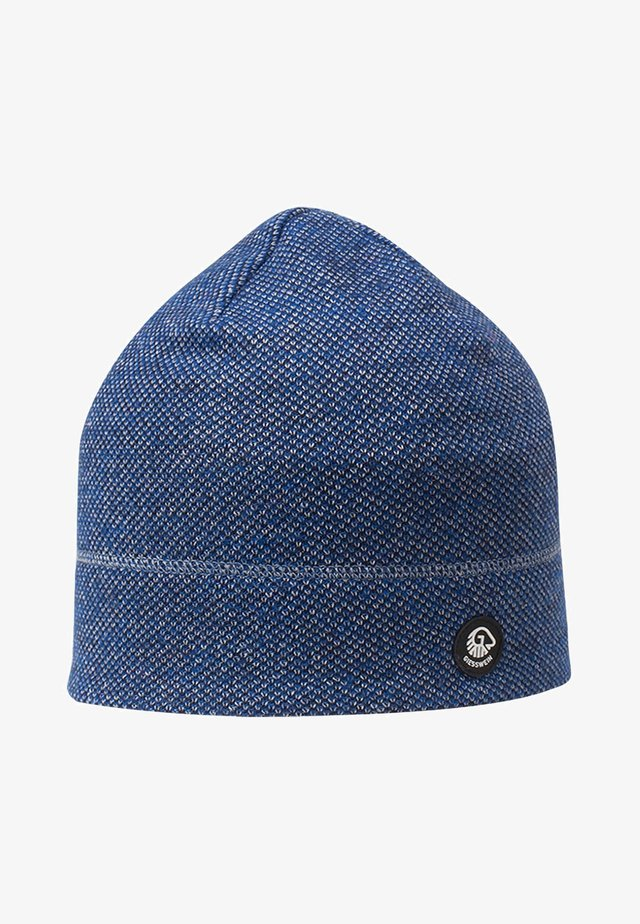 HOHES EIS - Bonnet - dark blue