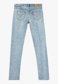 Levi's® - 711 SKINNY  - Skinny džíny - palisades - 1