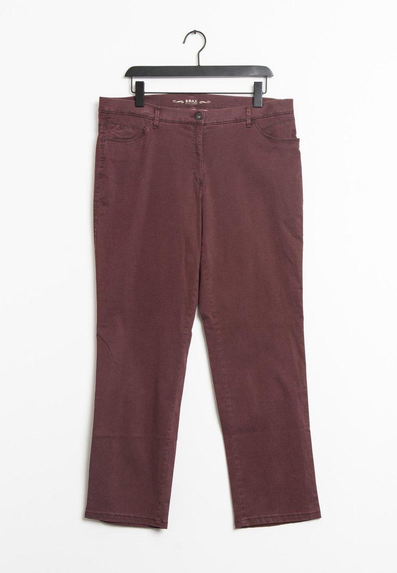 BRAX - Straight leg jeans - brown