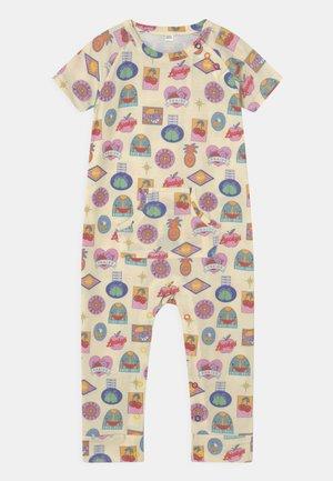 BABY FRUIT STICKER GROW UNISEX - Jumpsuit - multi-coloured