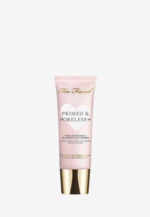 PRIMED AND PORELESS REVAMP FACE PRIMER - Primer - -