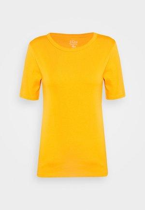 CREWNECK ELBOW SLEEVE - Basic T-shirt - orange slice