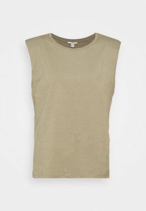 T-shirts - khaki