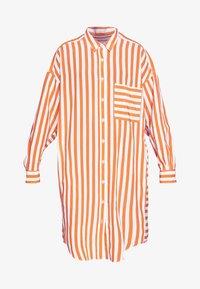 CLOSED - Skjortekjole - mango - 6