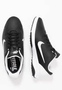 Nike Golf - INFINITY G - Obuwie do golfa - black/white - 1