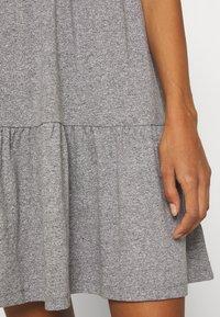 GAP - TIERD - Jersey dress - heather grey - 5
