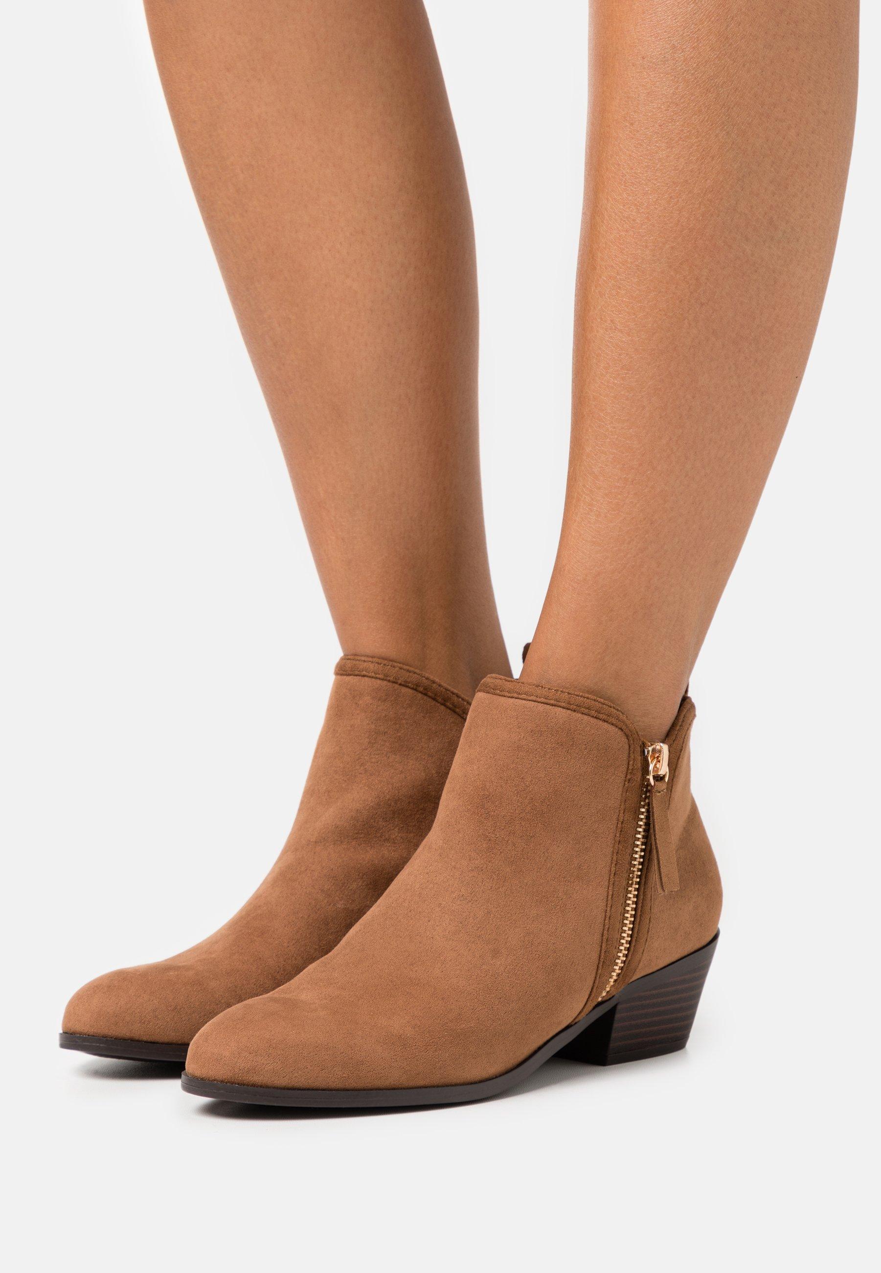 Women BELLA SIDE ZIP  - Ankle boots