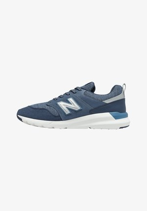 Zapatillas - natural indigo/silver