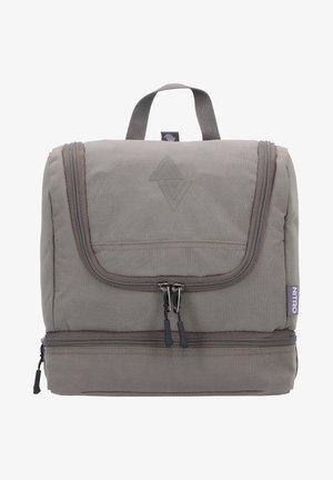 TRAVEL BAG - Wash bag - grey