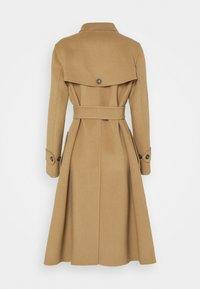 WEEKEND MaxMara - STRUZZO - Classic coat - camel - 1