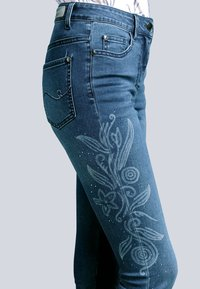Alba Moda - Slim fit jeans - blau - 4