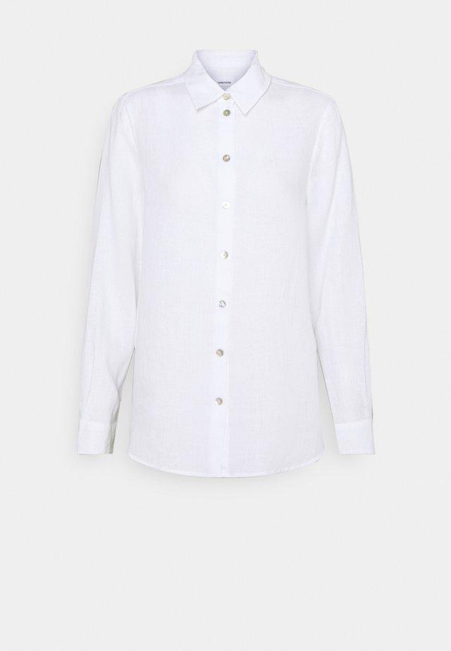 Skjorta - weiß