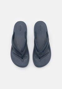 Crocs - CROCBAND - Pool shoes - navy - 5