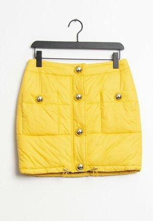 Minijupe - yellow