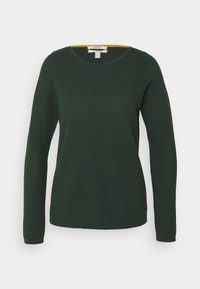 Esprit - Jumper - dark green - 3