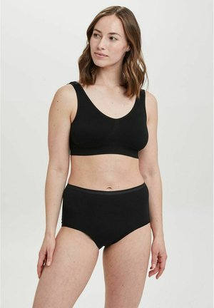 5 PACK  - Slip - black