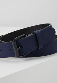 Pier One - UNISEX - Belt - dark blue - 5