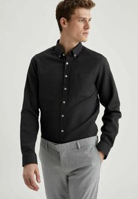 DeFacto - Formal shirt - anthracite - 0