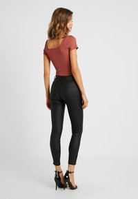 Noisy May - Jeans Skinny Fit - black - 2